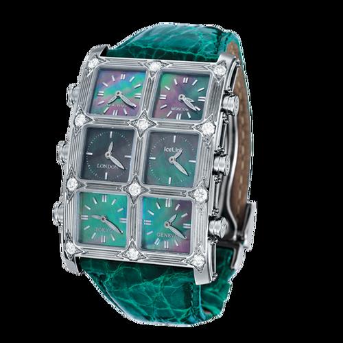 Часы астана icelink